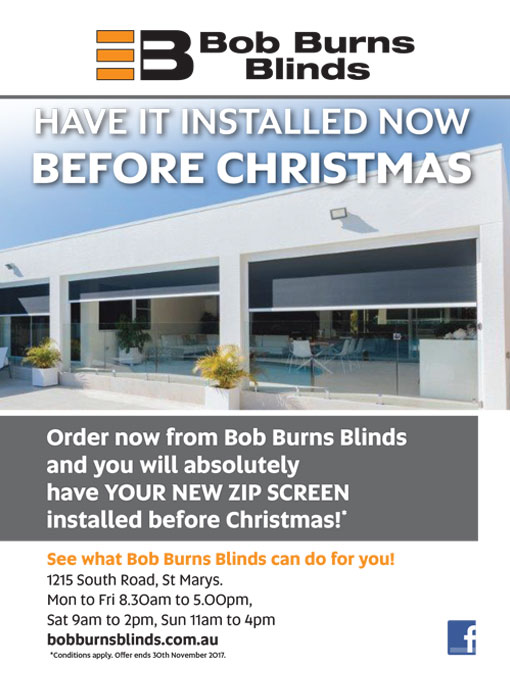 Bob Burns Blinds